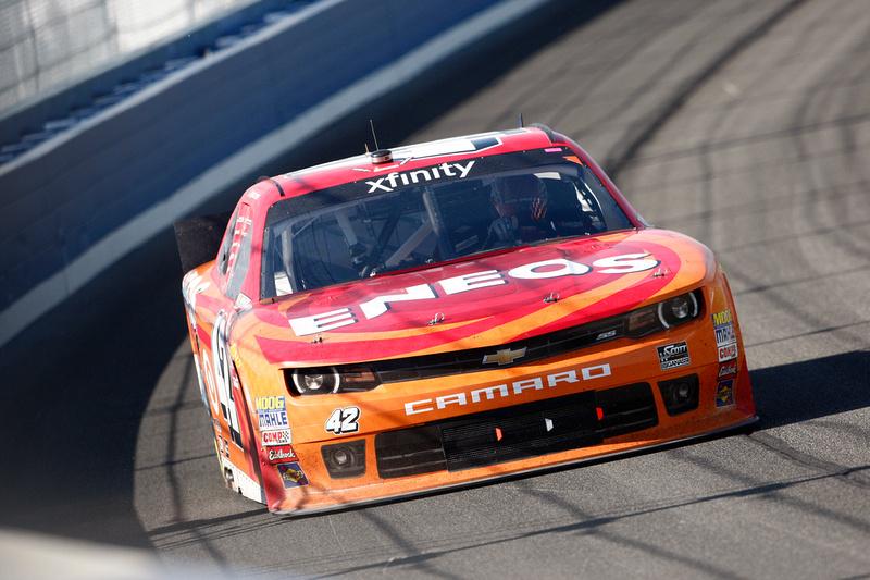 NASCAR - Kyle Larson - Drive4Clots.com 300 | Auto Club Speedway, Fontana, CA