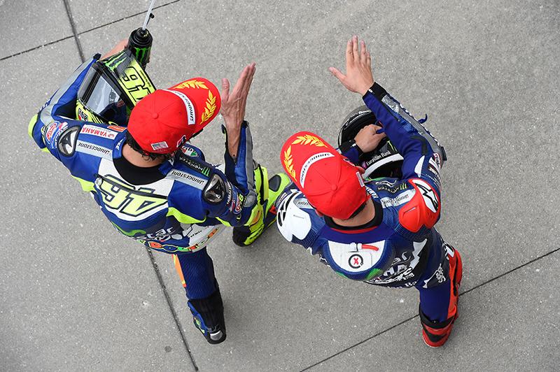 MotoGP Team Yamaha Indianapolis 2015