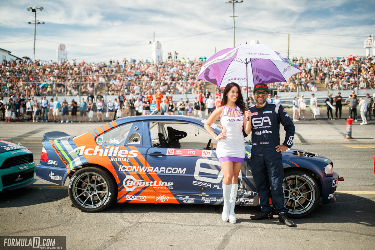 Ryan Tuerck Claims First 2019 Formula Drift Pro Category Win in New